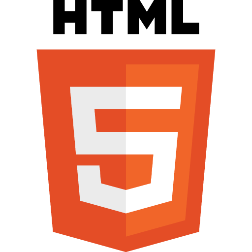 The official HTML5 logo