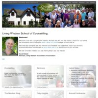 The Living Wisdom Website