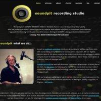 Screenshot of soundpipt.co.nz