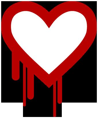 The Heartbleed Bug logo