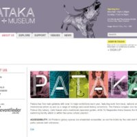 Page from the Paaka website