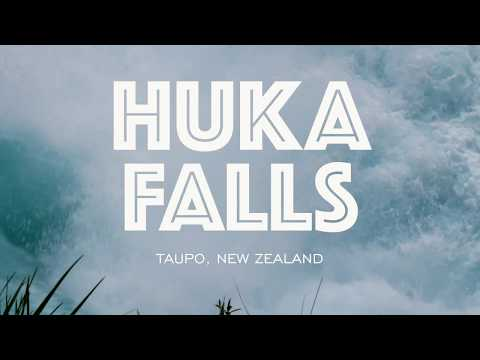 Huka Falls - Taupo, New Zealand