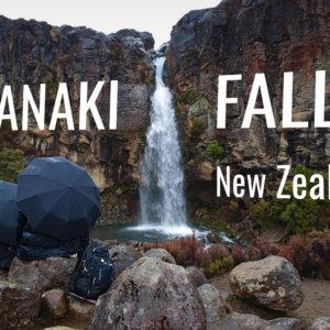 Taranaki Falls Video