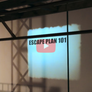 Escape Plan 101 - Lee Woodman, Nelson, NZ [Video]