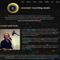 Screenshot of soundpipt.co.nz