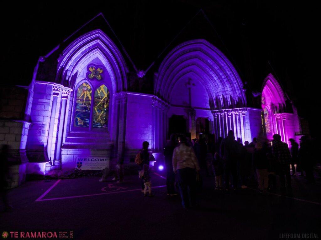 Te Ramaroa 2021 Nelson Cathedral