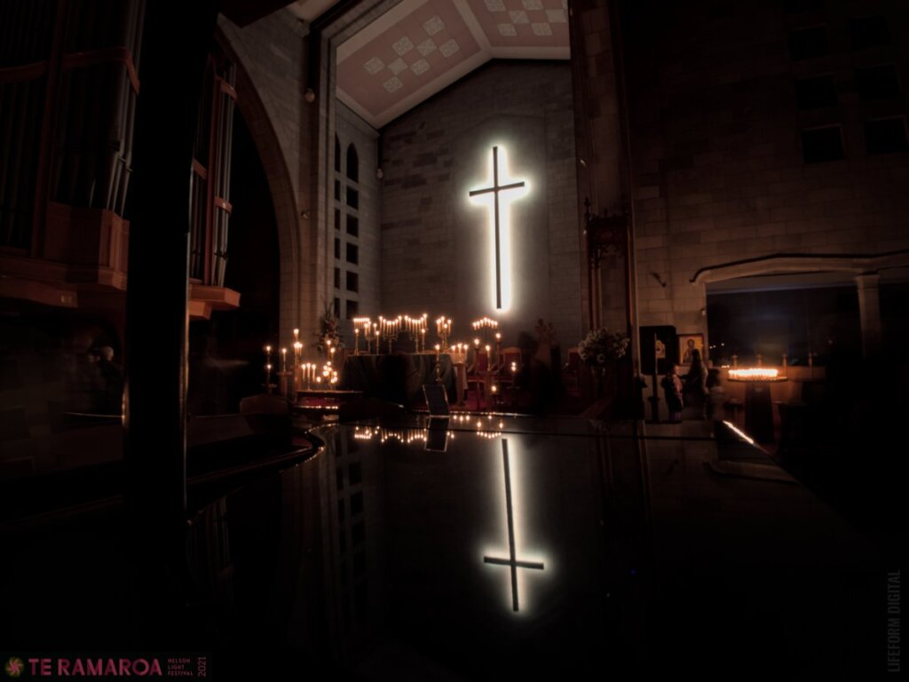 Te Ramaroa 2021 Nelson Cathedral by Candlelight
