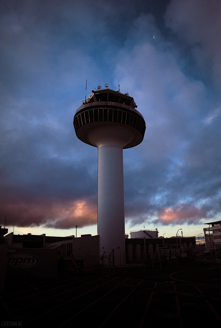 Auckland Airport Tower