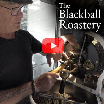 Coffee Roasting in Blackball - West Coast, New Zealand