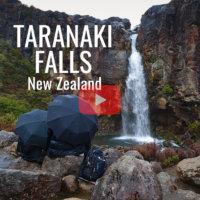 Taranaki falls walk