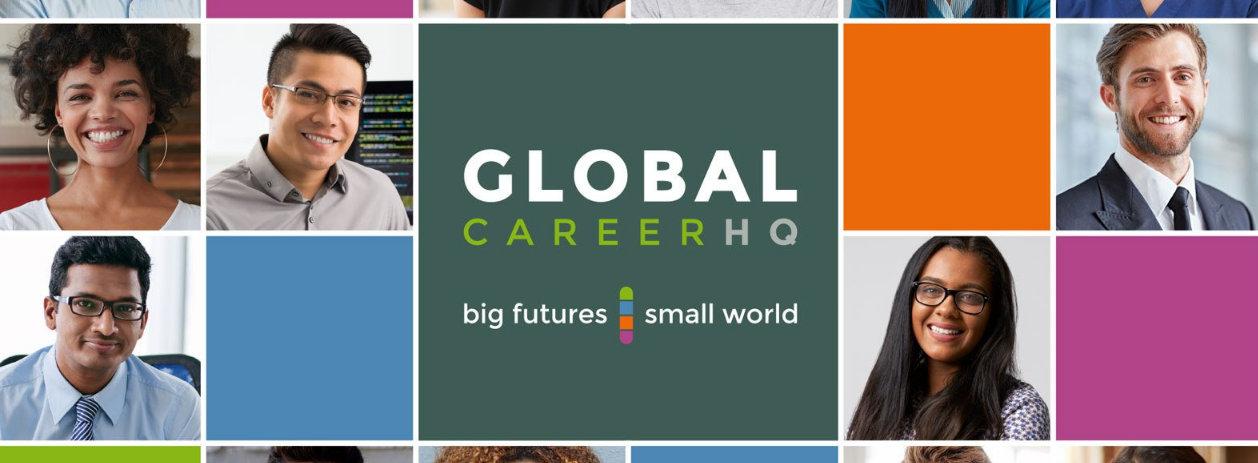 Global career HQ logo