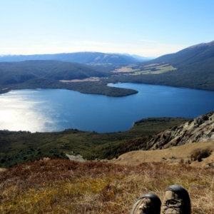 Lake Rotoiti from Pinchgut Track