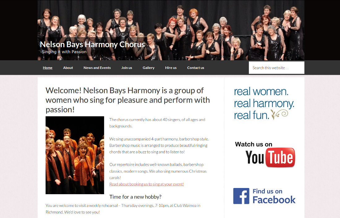 Nelson Bays Harmony