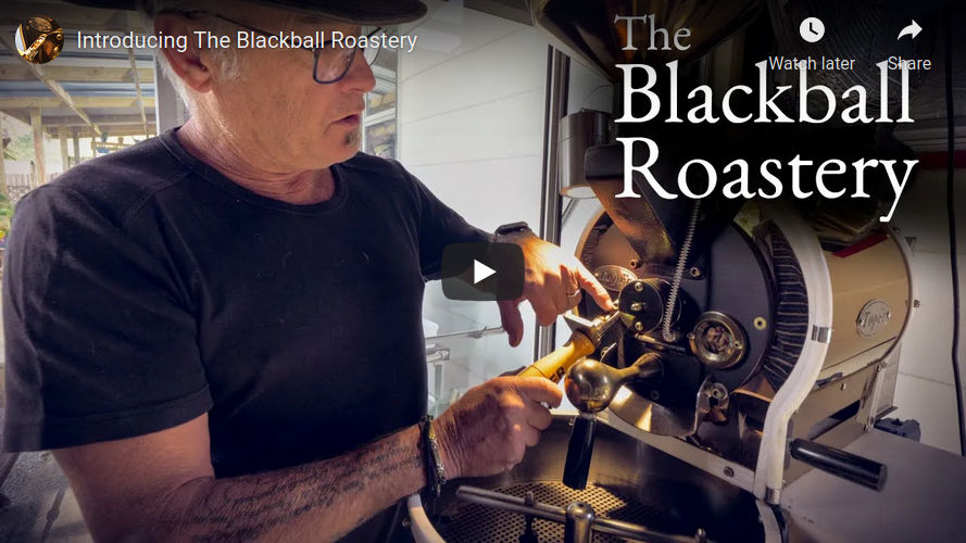 Blackball Roastery video thumbnail