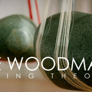 Lee Woodman's String Theory Exhibition