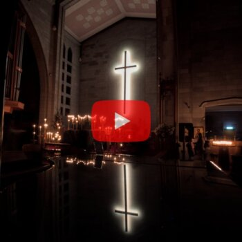 Te Ramaroa 2021 - Nelson Light Festival - 'Cathedral by Candlelight' - Video